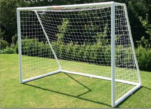 plastic football goal 8x6
