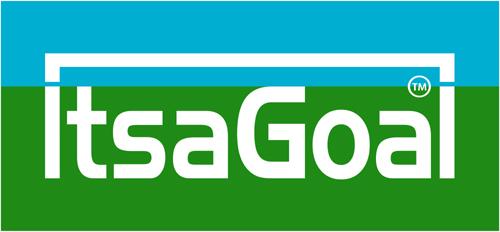 aluminium goalpost logo