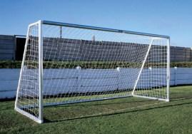 aluminium 12x6 goal