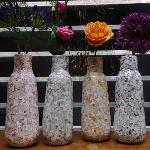 4 soorten vazen 1