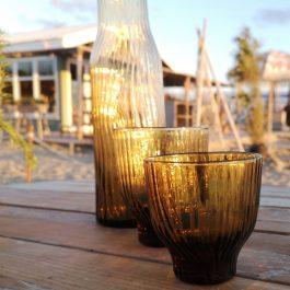 250ml brons loodvrij kristal glas