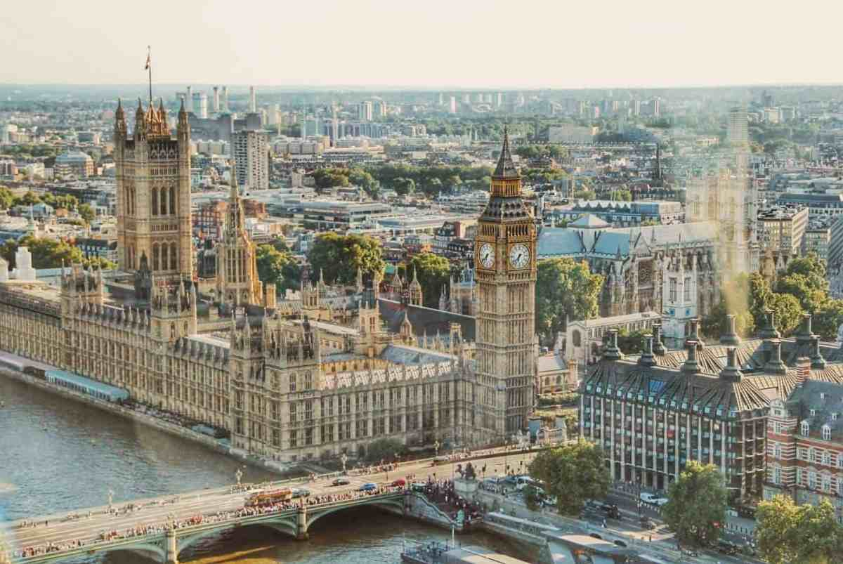 20 Of London's Unmissable Tourist Sights To Add To Your Itinerary Now | Big Ben London