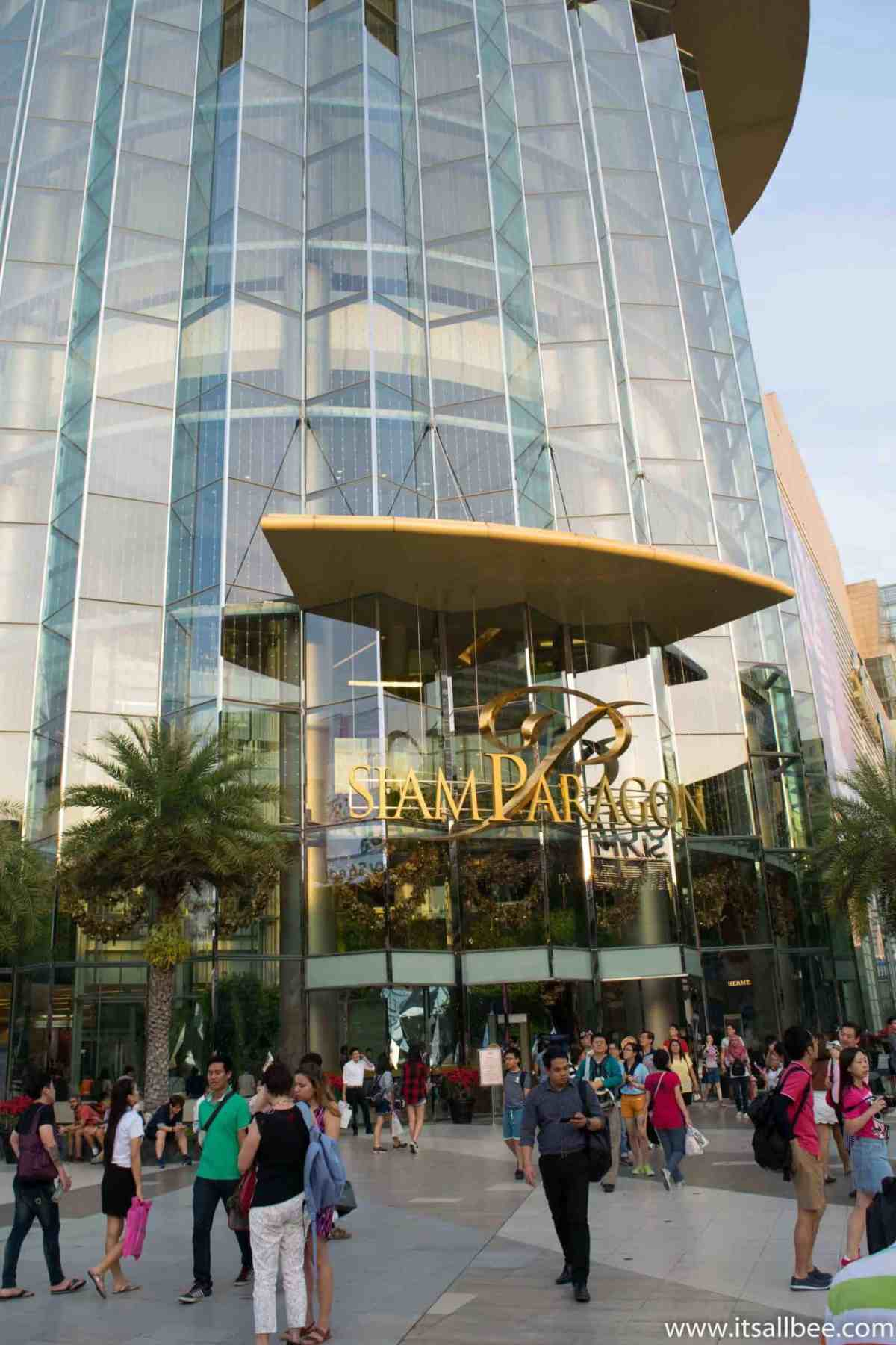 5 Reasons To Visit Bangkok And Why We Fell In Love With The Thai City - Bangkok Shopping Markets and Malls