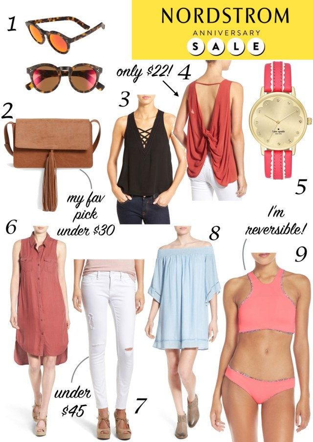 Nordstrom Anniversary Sale Picks | Sale Picks for the fashionista on a budget | It's All Chic To Me