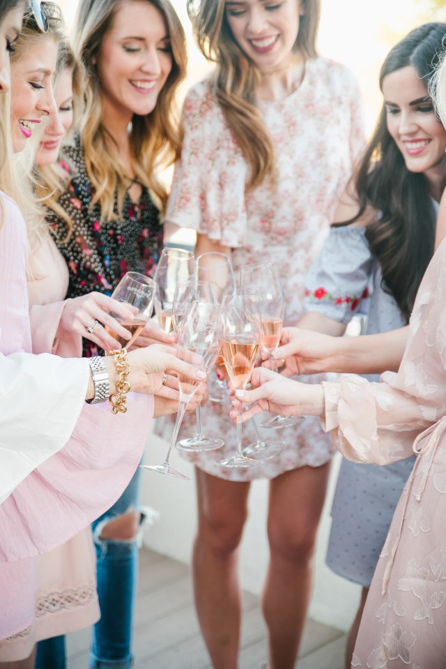 Galentine's Day plans, Valentine's Day ideas with your girls, Ladie's Night