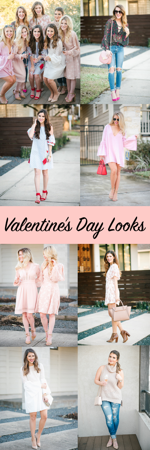 Valentine's Day looks 8 different ways, Galentine's Day