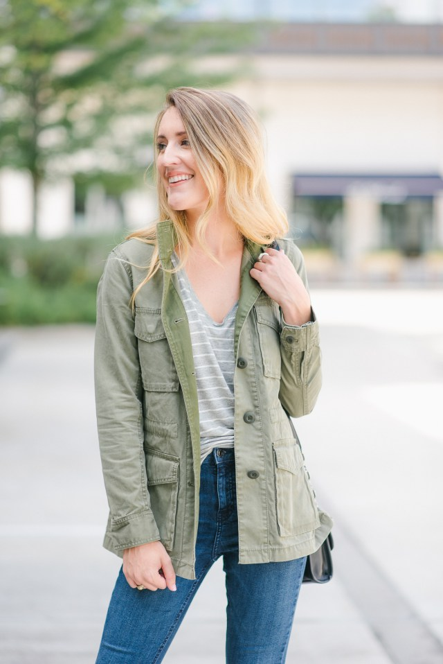 Easy fall uniform basics
