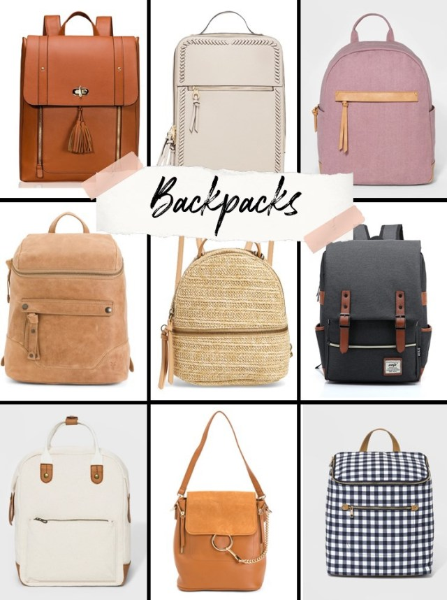Backpack trend