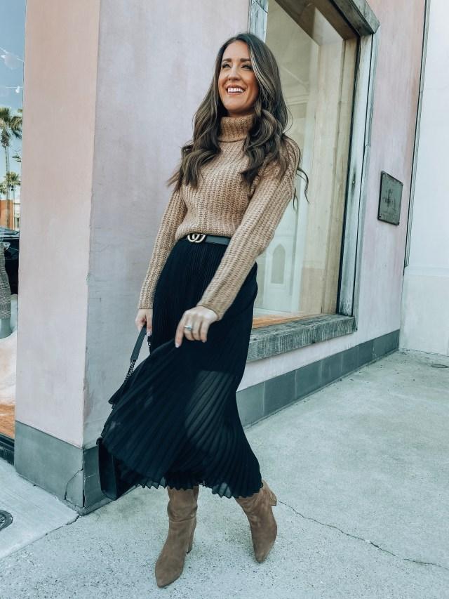 Abercrombie Friendsgiving Outfit Ideas