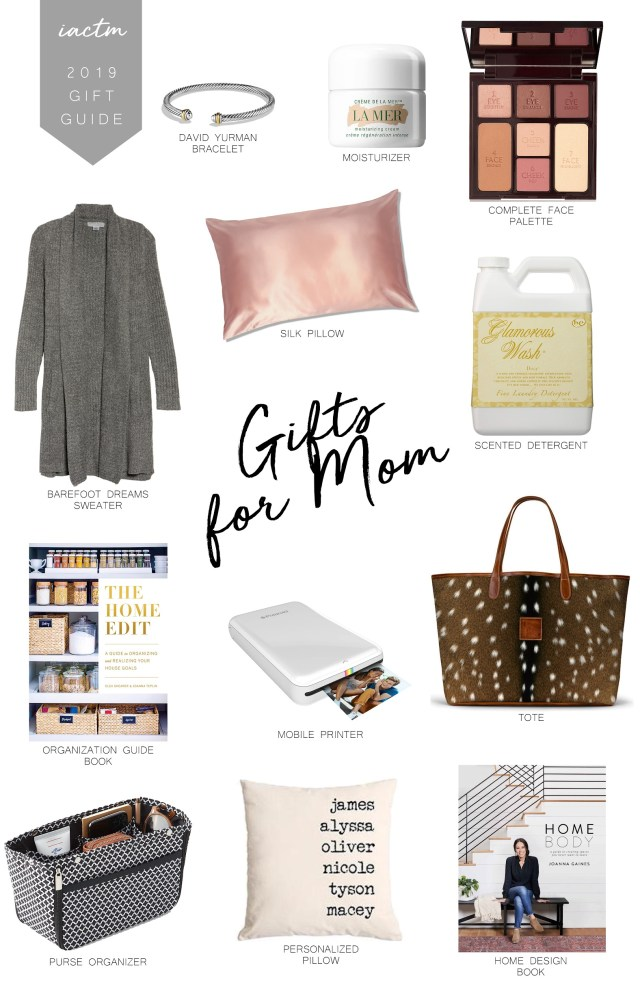 Gift Ideas Mom Actually Wants