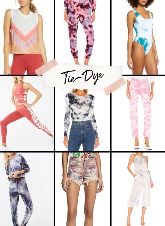 Tie Dye Trend