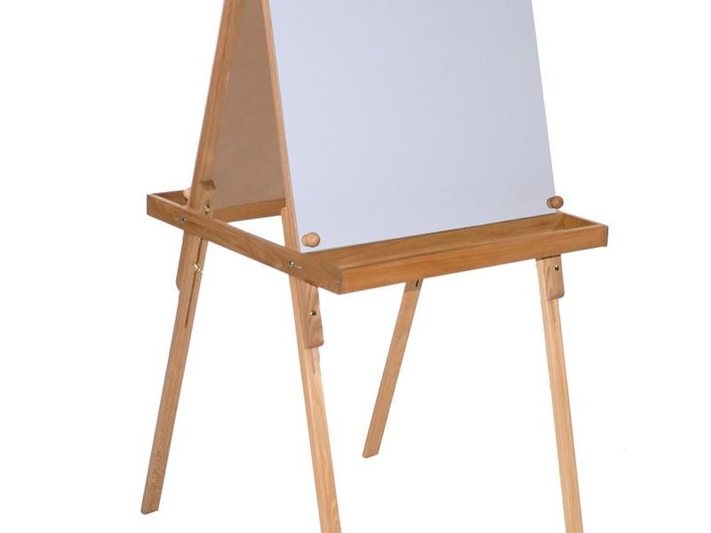 Kid Art Easel | Home Design Ideas on Easel Decorating Ideas  id=31925