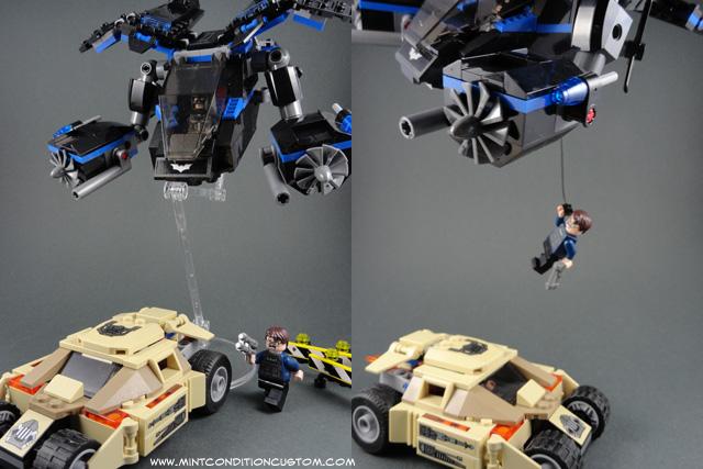 Mint Condition Reviews: LEGO DKR Tumbler Chase « It'sAllTrue.Net
