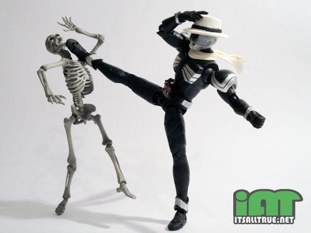 Figuarts Masked Rider Skull Crystal Used S.H