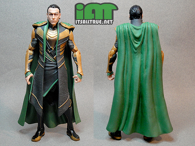 Vault review marvels avengers 6 loki itsalltrue i really have to commend the hasbro sculptors on this movie avengers line most of the figures are really well done but loki and hawkeye seem to be a bit solutioingenieria Choice Image