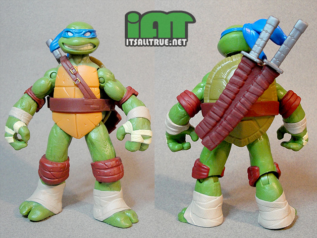 Vault Review Nickelodeon Teenage Mutant Ninja Turtles Leo Raph