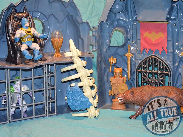 Funko DC Primal Age The Batcave Play Set