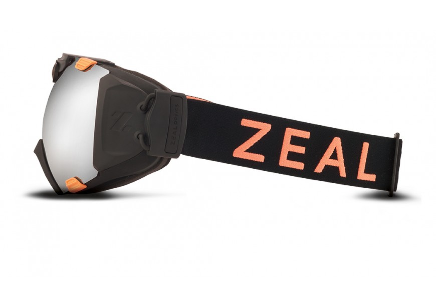 HD Camera Goggle from Zealoptics