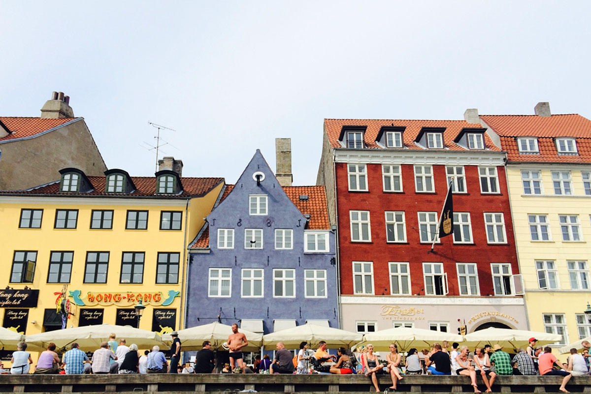 Summer in Copenhagen (2015)