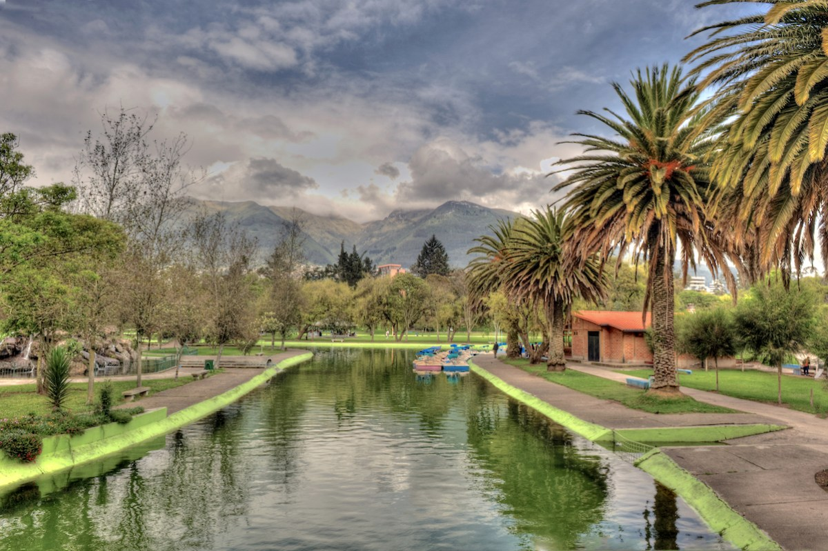 Public Gardens in Quito It's All Well + Good Magazine
