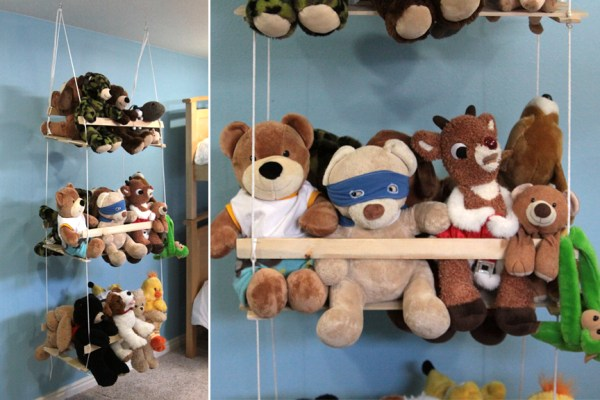 7 Inspiring Kid Room Color Options For Your Little Ones: ぬいぐるみの飾り方のコツ ー 3