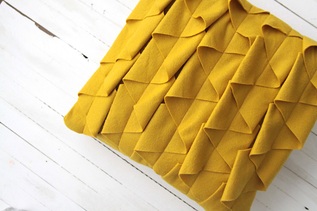 Tutorial On How To Make Decorative Pillows This Is A Pattern For Simple Envelope