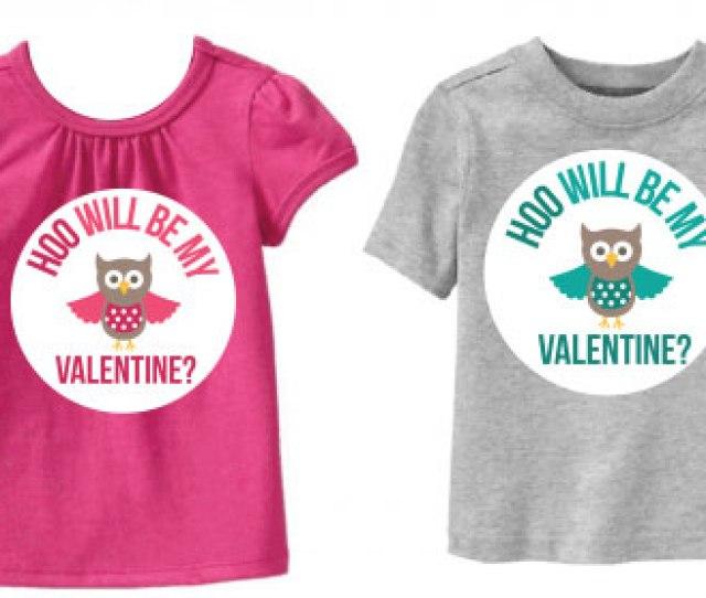 Cute Diy Valentines Day Shirts