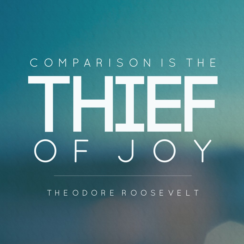 How Comparison Steals Our Joy And How To Get It Back