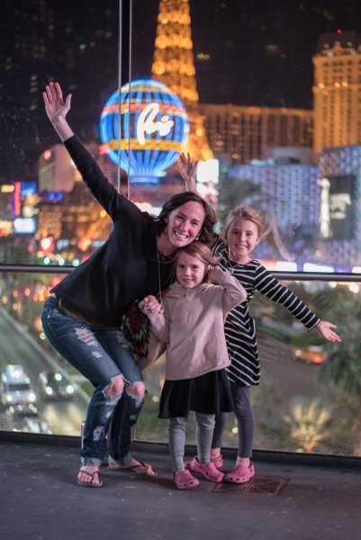 Visiting las vegas with kids