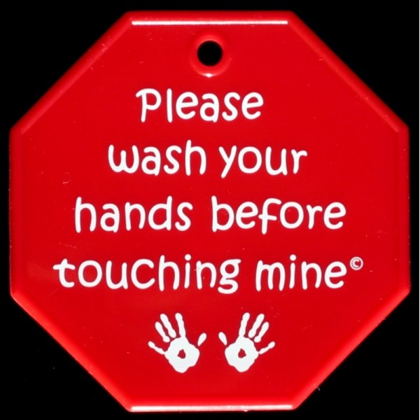 Hands Your Please 30 Wash Seconds