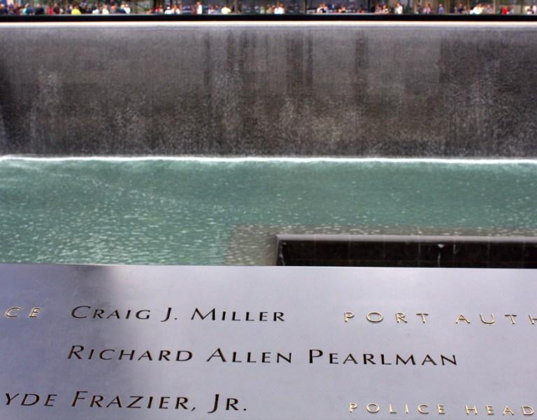 Richie Pearlman - 911 Memorial