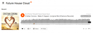 Press support Cristian Corona - Make It Happen [Clamore Records]