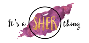 It's a Sher thing logo