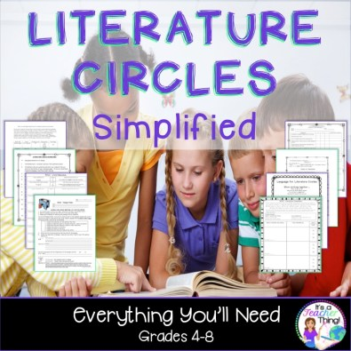 Simplify your Book Clubs by having everything you'll need in this comprehensive resource.