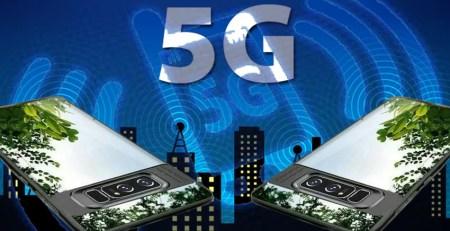 itsca llegó la 5G