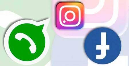 ITSCA - Falla simultanea de Facebook, Instagram y Whatsapp