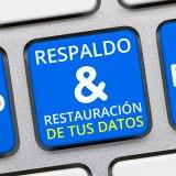 Respaldo y restauracion de datos