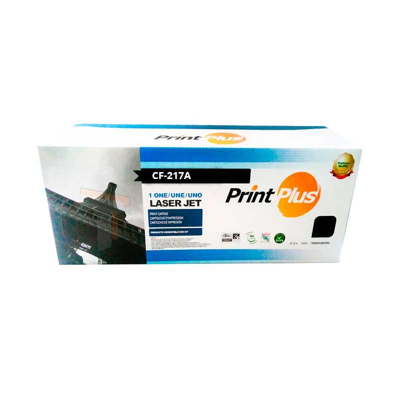 Toner Print Plus CF217A