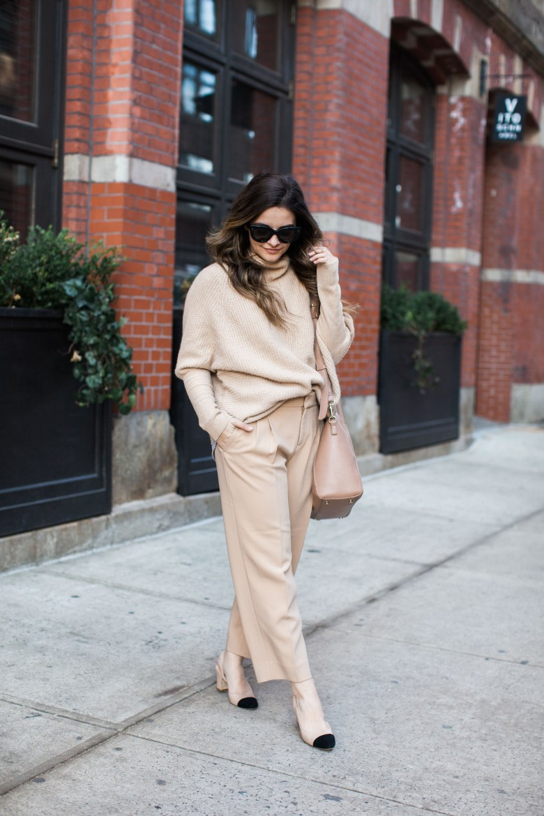 How To Create A Monochromatic Outfit