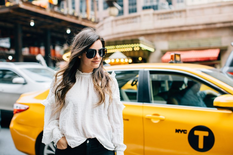 A New York City Christmas: Grand Central by New York City fashion blogger Pink Champagne Problems