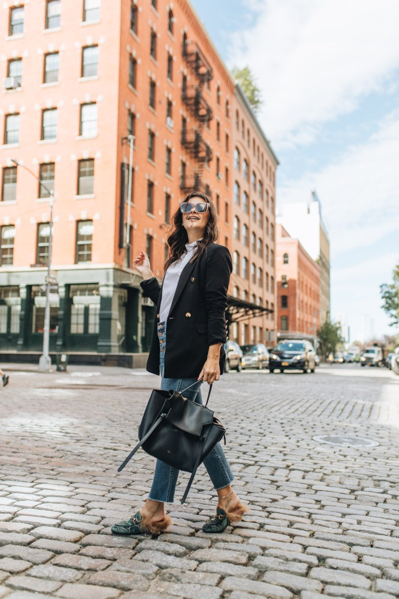 New York City fashion blogger, The Champagne Edit shares an in-depth New York City Photoshoot Location Guide including Midtown & Downtown Manhattan.