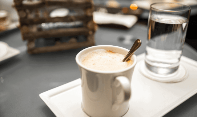 Hot or Cold Water in a Filter Coffee Machine