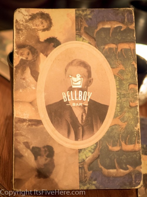 Bellboy menu