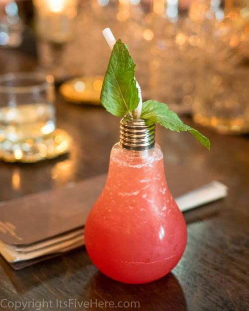 Canon's Bright Idea cocktail