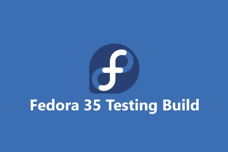Fedora 35 Testing Build Download With GNOME 40.2