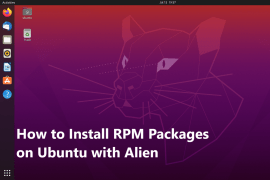 How to Install RPM Packages on Ubuntu with Alien