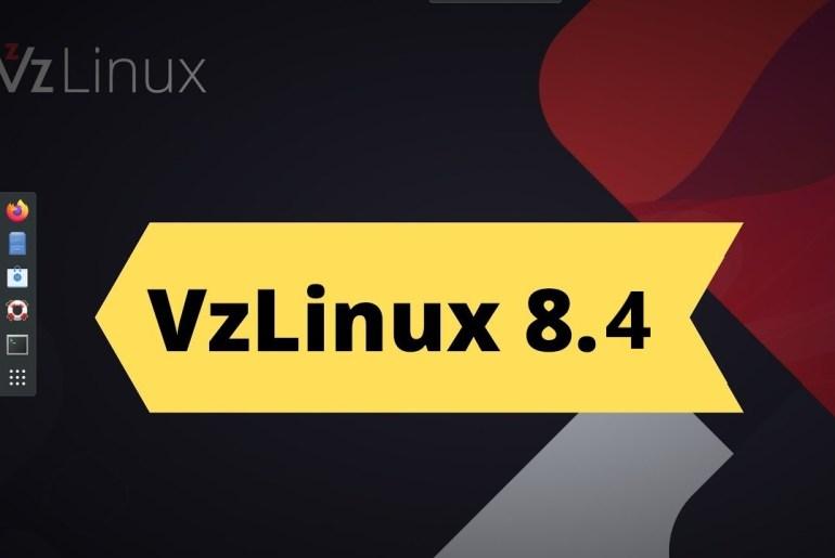 VzLinux 8.4 Download Alternative to Rocky Linux 8.4