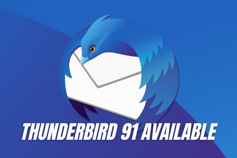 Thunderbird 91 Download