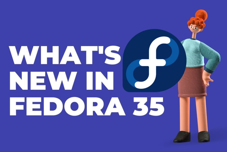 What's New in Fedora 35