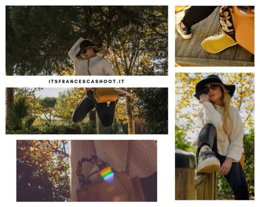 outift shooting autunnale